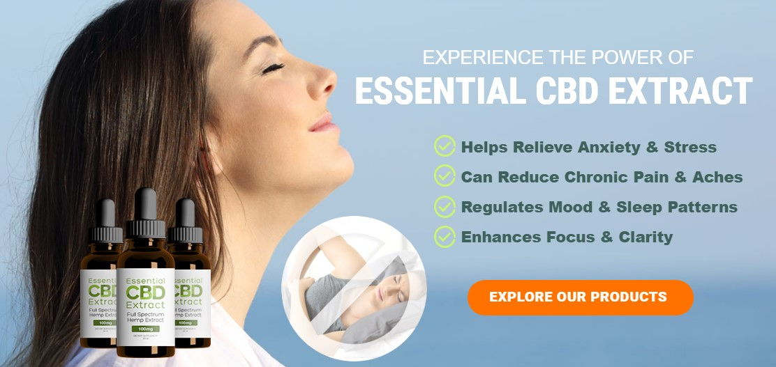 essential cbd extract oil
